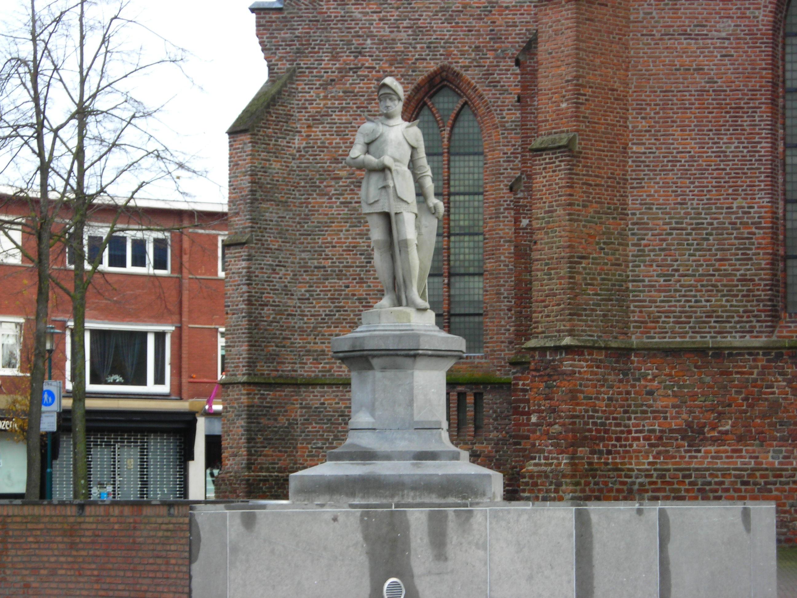 De sprong van jan van schaffelaar overal is geschiedenis - Beeld het meisje van ...